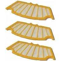 3 Filtros De Repuesto Compatible Para IROBOT ROOMBA