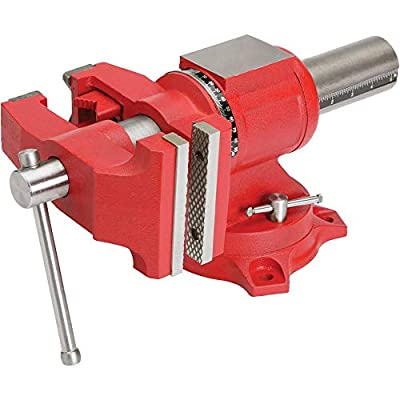 Grizzly G7062 Multi-Purpose 5-Inch Bench Vise from Grizzly
