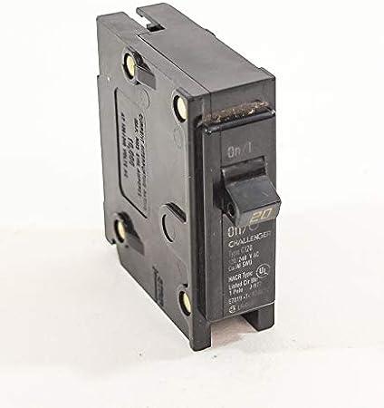 WARRANTY Challenger C360 3 Pole 60 Amp Circuit Breaker