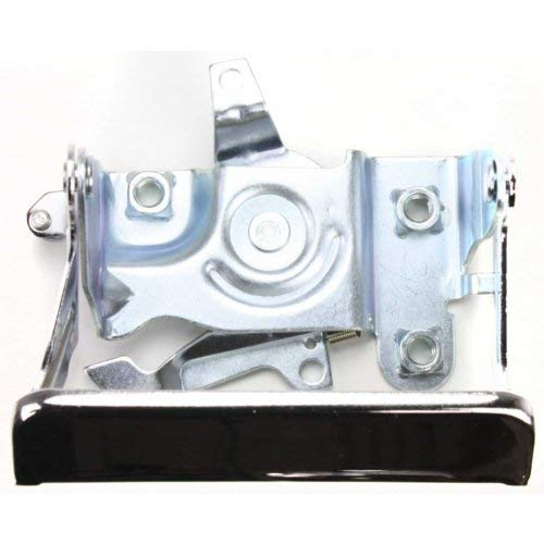 Tailgate Handle Compatible with FORD F-SERIES 1980-1986 Chrome