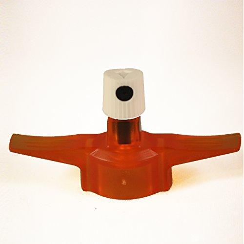 (Wing Cap - Graffiti Art Spray Paint Adapter Set 5ct + 5 NY Fat Caps)