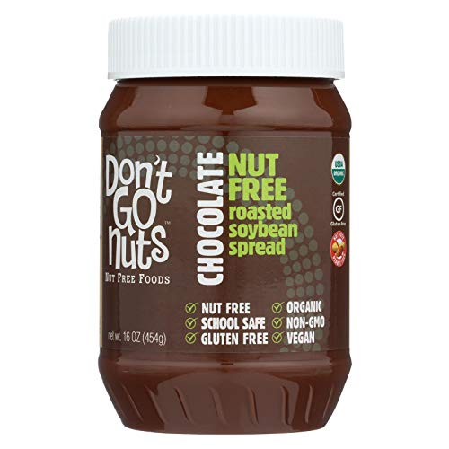 Don'T Go Nuts, Soy Butter; Chocolate, Pack of 6, Size - 16 OZ, Quantity - 1 - Chocolate Butter Soy