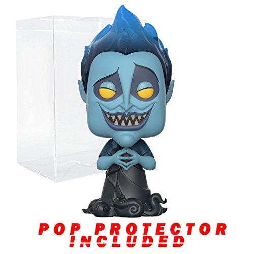 Funko Pop! Disney: Hercules - Hades Vinyl Figure (Bundled with Pop Box Protector -