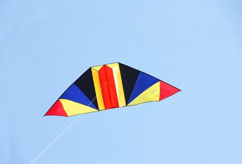 YPKHHH Haute qualité 3 m Planeur cerf-Volant Jouets Volants Grand Tissu de cerf-Volant Usine de cerf-Volant en Gros Enfants Cerfs-Volants Accessoires Parachute