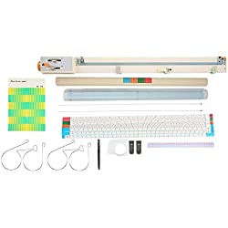 Caredy Knitting Machine, Knit Leader, KL-116 Smart Weaving Loom Knitting Leader Fit for KH821 KH831 KH851 KH860 KH880 KH868 KH892 KH894 KH910 KH920 KH940 KH965 KH9700 Knitting Machines