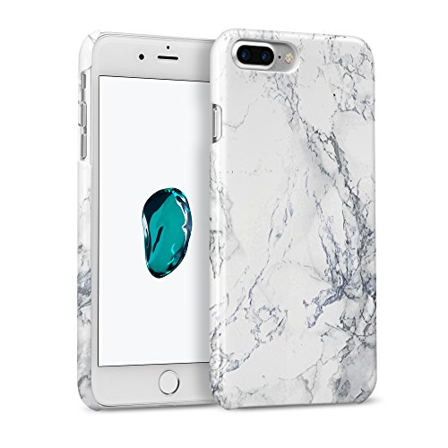 iPhone Marble GMYLE White Glossy