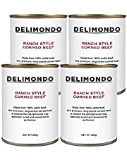 Delimondo Ranch Style Corned Beef 260g 4-Pack