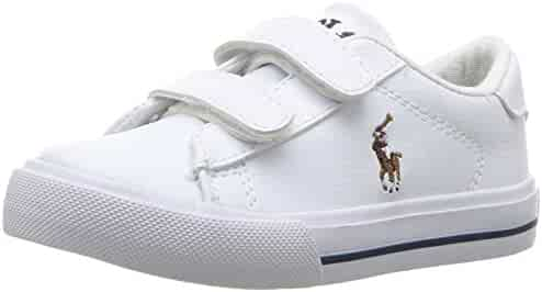 Polo Ralph Lauren Kids' Easton II EZ Sneaker