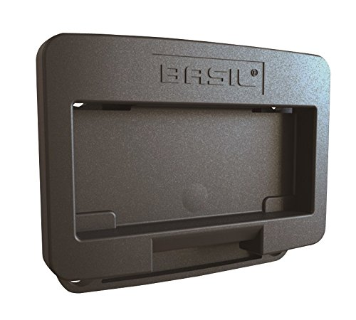Basil Klickfix System Adapter Plate - Black SportsCentre 70158