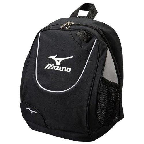 Image of Mizuno Prospect Batpack (Black/Silver)