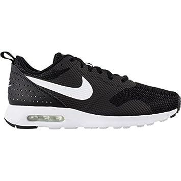Nike Women s Air Max Tavas Running Shoes Black White 916791 001 7.5 B M US