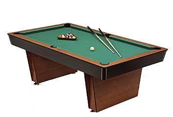 Mesa de billar Pool Lugano - 6 feet - - Pizarra, acabado muy ...