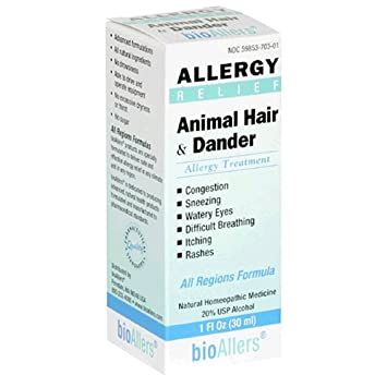 Magnus BioAllers Animal Hair and Dander Allergy Relief Liquid