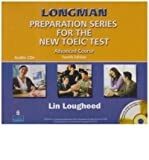 Longman Preparation Series for the New TOEIC Test: Advanced Course (with Answer Key), with Audio CD and Audioscript Complete Audio Program (audio CDs) (CD-Audio) - Common Pdf