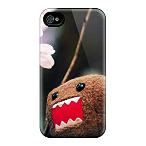 Ultra Slim Fit Hard Luoxunmobile333 Cases Covers Specially Made For Samsung Galaxy Note2 N7100/N7102- Domo Kun Tree