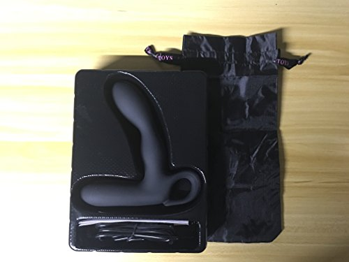 Odeer-30 Mode Prostate Massager - P-Spot Massaging Toy for Men Women- Easy to Use Stimulator for Prostate Milking and Orgasm Black