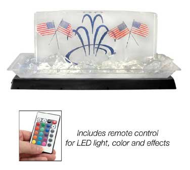 Buffet Enhancements Ice Display large - 010LCS55LED by Buffet