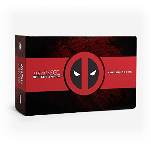 Loot Crate: Deadpool MERC with A Mouth Limited Exclusive