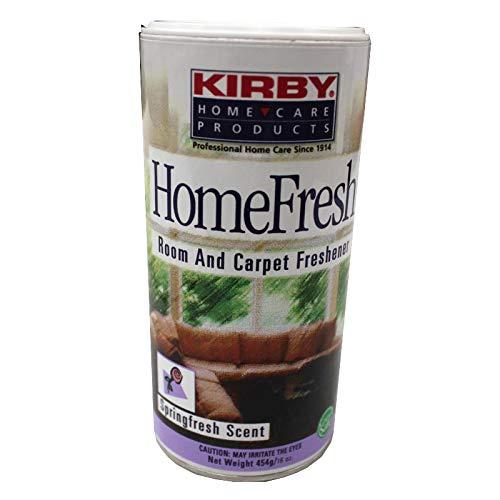 Kirby Company 28SF12S Carpet Freshener, Spring Fresh 16 Oz. 24/Case