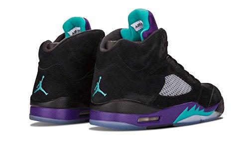 Nike Air Jordan 5 Retro 'Black Grape' Trainer