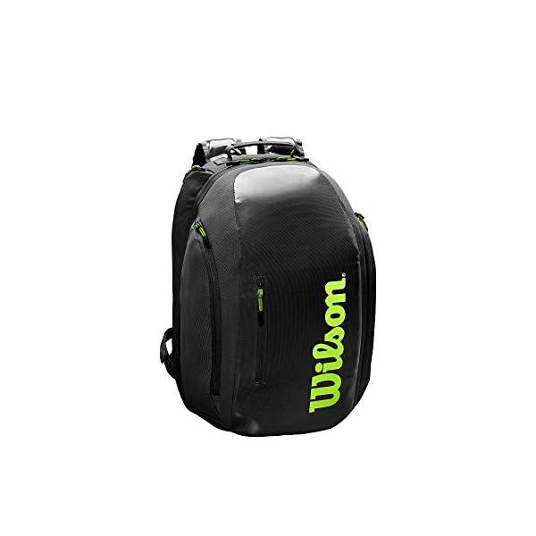 תיק טניס מקצועי של חברת WILSON לרכישה באתר tennisnet!