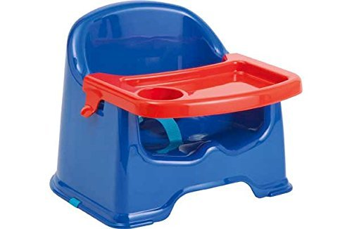 Little Star Chair Booster Seat with Tray - Blue. Strata KD250