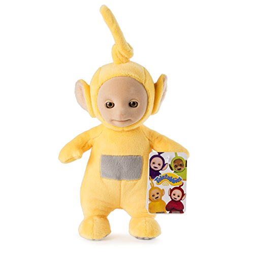 Lala Teletubbies - Teletubbies 8″ Talking Laa Laa Plush
