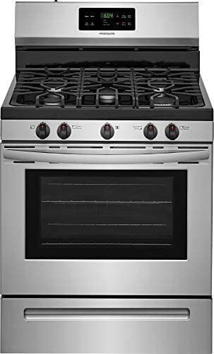 Frigidaire FFGF3054TS Freestanding Capacity Stainless product image