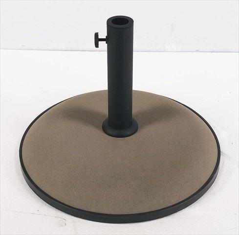 Fiberbuilt Umbrellas Concrete - FiberBuilt Home Cb19-Champagne Concrete Umbrella Base -Cb19 - Champagne