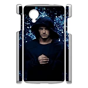 Custom Cover Case Fashion Beckham Time For Google Nexus 5 SXSWF988899