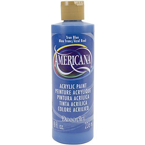 DecoArt DA036 9 Americana Acrylics 8 Ounce
