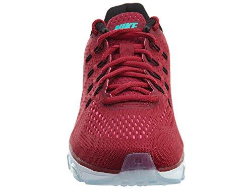 Nike Air Max Medvind 8 Kvinnor Ädla Röd / Rosa Blast
