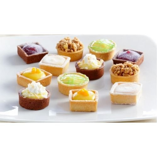 Chef Inspired Assorted Fancy Fruit, 1.5 inch -- 144 per case. by Chef Inspired (Image #1)