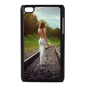 C-U-N5100870 Phone Back Case Customized Art Print Design Hard Shell Protection Ipod Touch 4