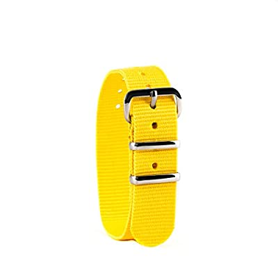 EasyRead Time Teacher Children's Watch Band - Yellow from EasyRead Time Teacher Ltd