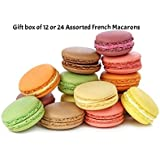 French Macarons - Assortment Gift Box (12 macarons)