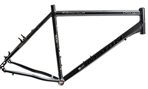 "22"" MARIN HAWK HILL SE 26"" Hard Tail MTB Frame Grey Alloy NOS NEW No Hanger"