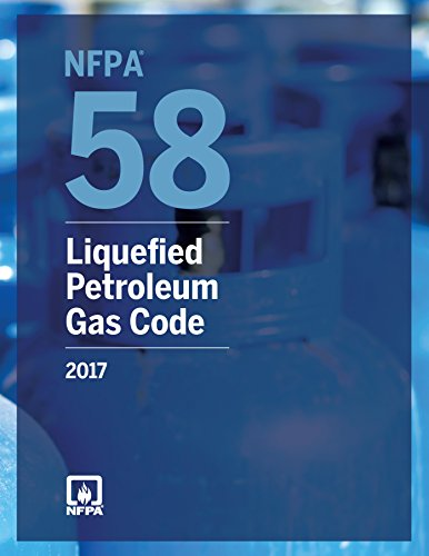 NFPA 58: Liquefied Petroleum Gas Code, 2017 - National Gas Code