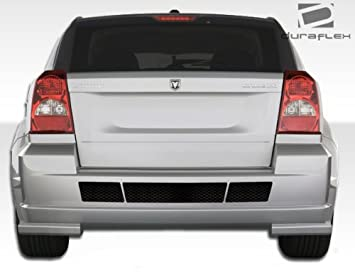 2007 - 2012 Dodge Caliber DuraFlex GT500 parachoques trasero Cover - 1 pieza: Amazon.es: Coche y moto