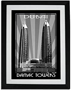Photo of Damac Tower Black And White PF01-NM (A1)