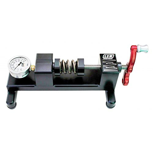 LSM Racing Products SM-1000 Bench Top Valve Spring Tester -