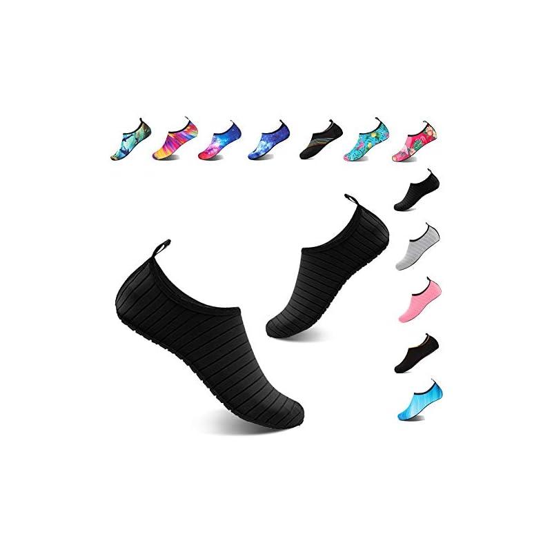 YALOX Water Shoes Women's Men's Outdoor