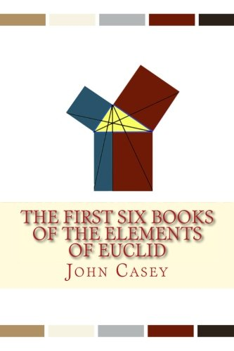 The First Six Books of The Elements of Euclid: and Propositions I.-XXI. of Book XI, and an Appendix on The Cylinder, Sphere Cone Erc.