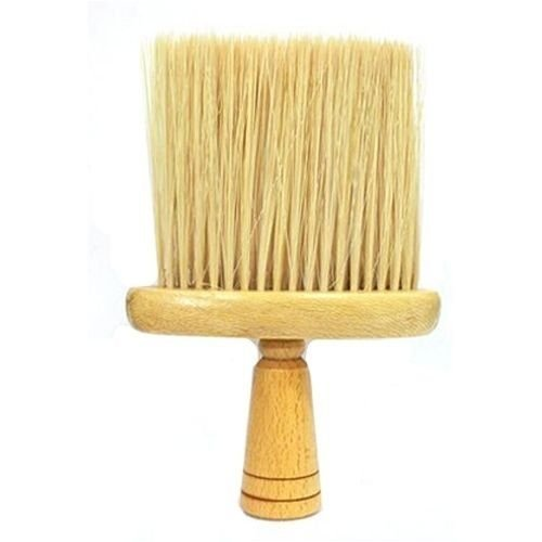 WOODEN NECK DUSTER/BARBERS NECK BRUSH/PROFESSIONAL HAIRDRESSING NECK DUSTER Annie