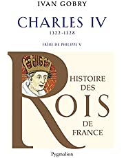 CHARLES IV 1322-1328 : FRÈRE DE PHILIPPE V