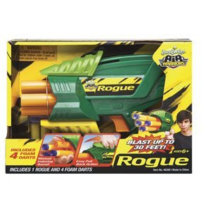 mejor calidad Buzz Bee Bee Bee Juguetes Air Warriors Rogue with Foam Darts by Buzz Bee  tienda en linea