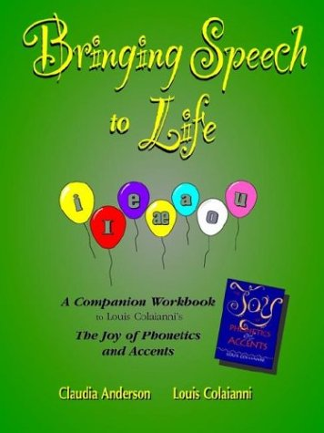 Bringing Speech to Life