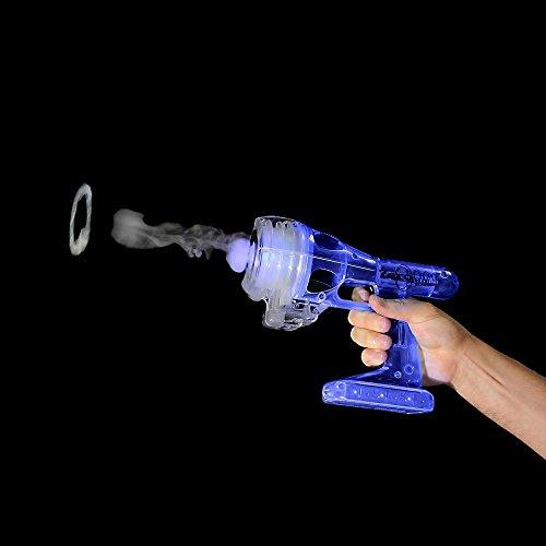 Zero Blaster Vapor Vortex Generator - Blue by Zero Toys