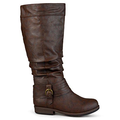 Brinley Women's Emma Riding Boot Regular & Wide Calf - Br...