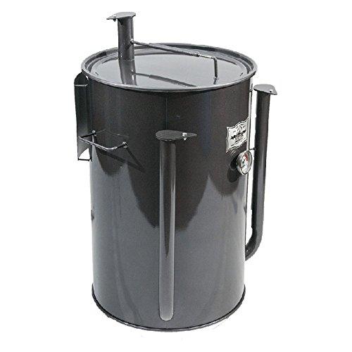 Gateway 55 Gallon Drum Smoker (Smoker Chimney compare prices)
